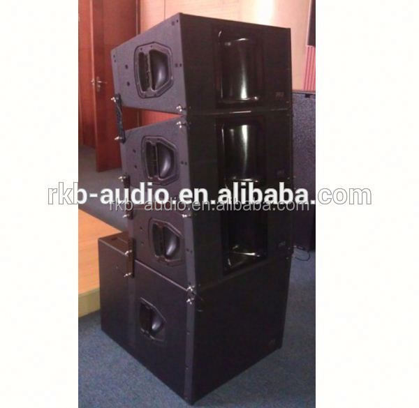 Q1 + Qsub outdoor system subwoofer line array