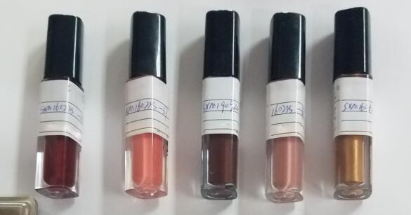 liquid matte lipstick matte lipgloss no brand OEM waterproof lipstick