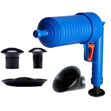 hot sale manual high pressure unblock pipes air drain blaster