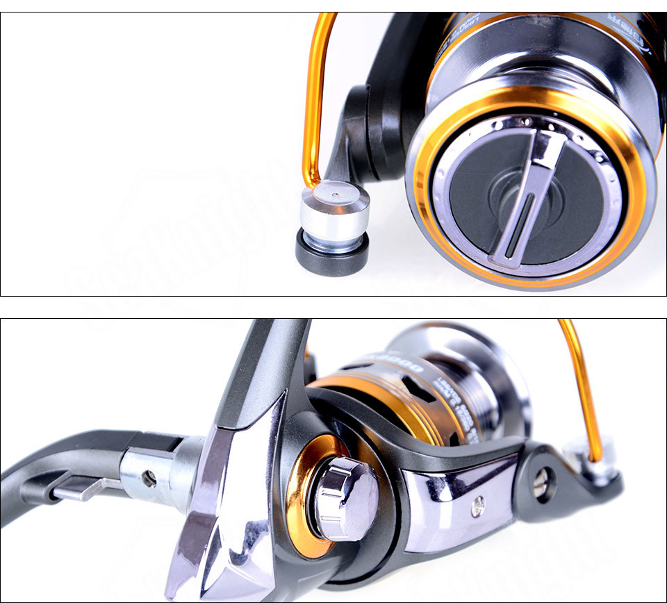 High quality cheap spinning reel saltwater fishing tackle for Discount fishing reels