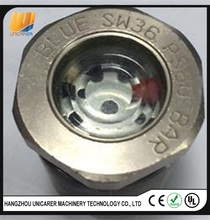 Hot sell oil level sight glass plug for piston compressor