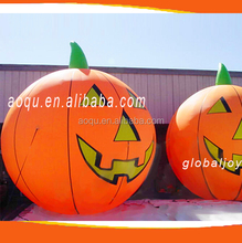 customized inflatable model /giant halloween decoration inflatable pumpkin/air pumpkin