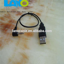 latest design usb to 3.5mm jack plug audio video out cable