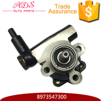 OEM factory car parts power steering pump repair kit for 4JG2 OEM:8973547300