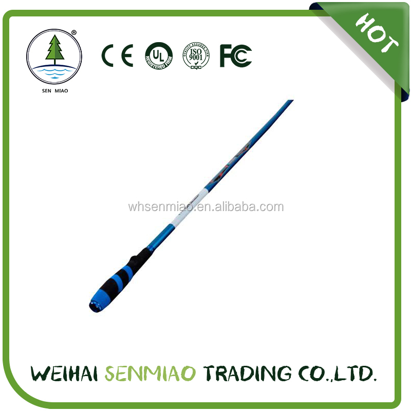 360 Rotating Super Light Hard Fine Carbon Telescopic Spinning Rod Fishing Pole