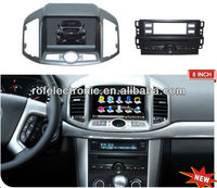 In-Dash Car DVD Player GPS Radio Navigation For CHEVROLET CAPTIVA 2011