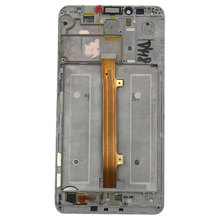 New Replacement LCD For HUAWEI Mate 7 +Touch Screen with LCD Assembly Spare Parts