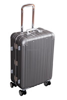aluminum luggage case metal trave case full aluminum case