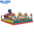 Hot Design Outdoor Inflatable Trampoline for Kids