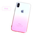 DFIFAN Gradient color mobiles Cover for iphone 10 Wholesale alibaba for new iphone x cases