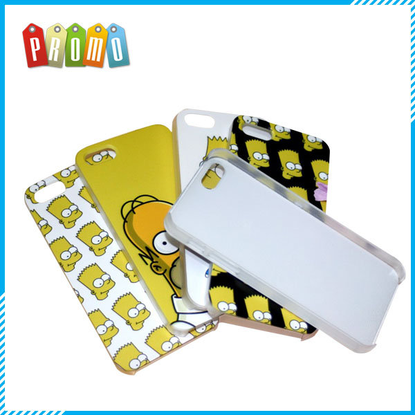 Customized Print Plastic Mobile phone hard case, mobile phone housing