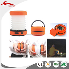 NR16-005 Hot sales high quality portable LED Camping lantern can be folded up easy to carry