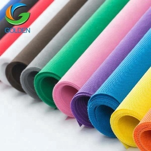 biodegradable TNT nonwoven fabric/polypropylene spun bond Non woven fabric