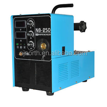 inverter gas protection mig welding machine mig welder NB250Y, 2018 power source for mig welding machine or mig welder