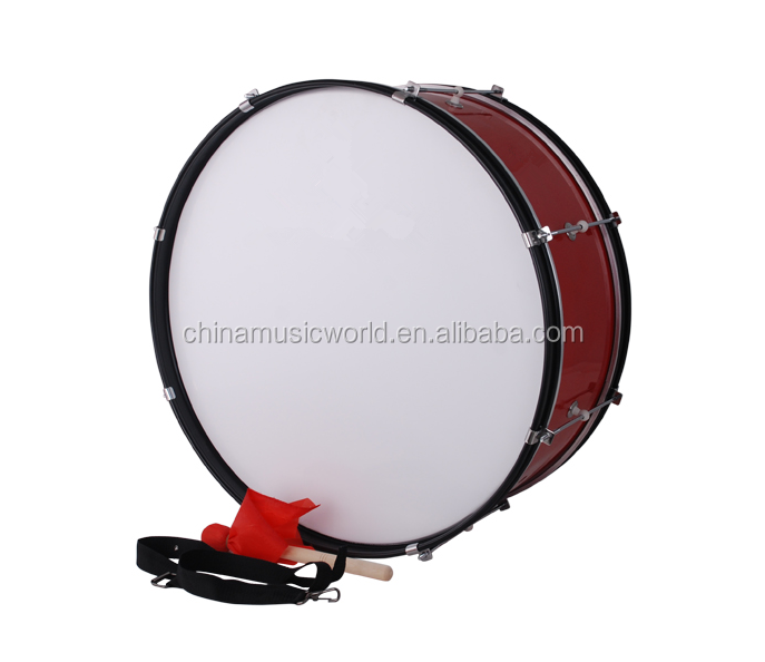 Professional Parade Marching Bass Drum (ABD-06)