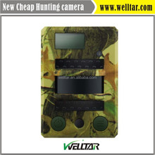 Long Life Span Newest Cheap Hunting Camera 720P 8MP Thermal Camera with Time Lapse