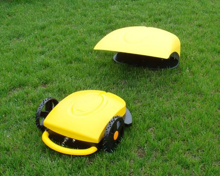 electric new robot lawn mover grass cut machine prices