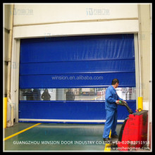 high speed fabric pvc entrance new door design china supply cheap exterior steel door