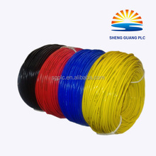 House wire BVVB/BLVB copper core pvc insulated electrical cable and wire for Nigeria