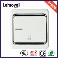 electrical wall call bell switch
