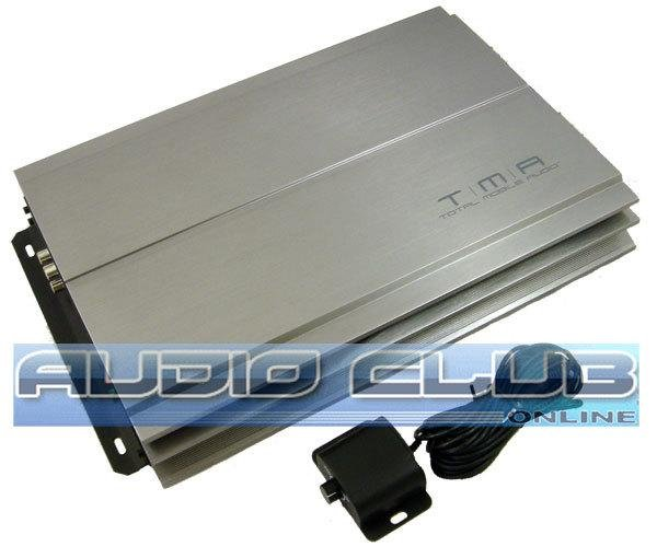 TMA JL AUDIO T1000.1 CAR AMPLIFIER MONO 1000.1 SUB AMP