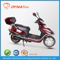 Powerful & cool best storage battery adults electric motorcycle/electric motor bike from DYNABike factory(China)
