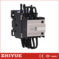 CJ19 25A switch over capacitor ac contactor