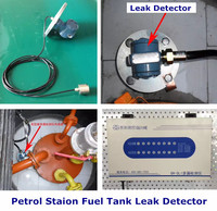 Double wall tank Fuel and water leakage detector Petrol station diesel tank leak detection sensor