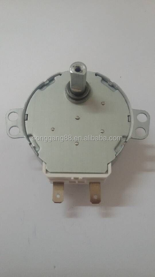 120volt Ac Synchronous Motor For Heating Machine Microwave