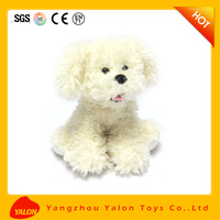 Buy plush toys Factory dog toy hand puppet