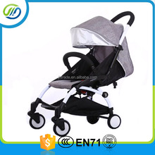 Exported to Pakistan market foldbale baby stroller pram baby stroller carriage