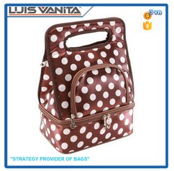 Cute Tote Trendy Cooler Bag