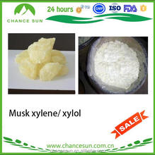 Cosmetic Additives Musk Xylene with Good Smell