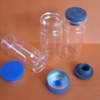 10ml Glass Vial With 20mm Rubber