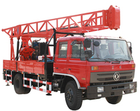 High performance truck mounted water well drilling machine DPP-300