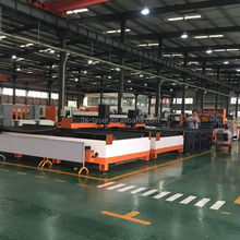 500w metal cnc laser cutting machine for carbon steel