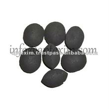 Charcoal Briquettes and Pillow Shaped Charcoals