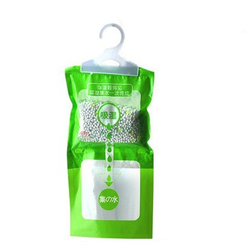 Hot sell air moisture absorber dehumidifier bags within DMF