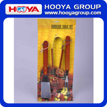 3PCS BBQ Tools Set