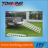 trailer ATV used aluminium truck ramp aluminum ramp