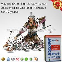 Maydos Aluminum liquid cement ultra hold adhesive