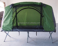 fishing tent & folding bed combination set