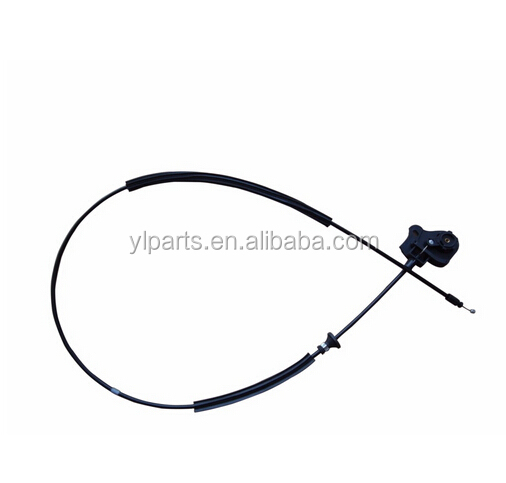 LR047572 Landrover Front Hood Control Cable for Rangerover 2013- Rover Sport 2014- car bracing wire aftermarket parts
