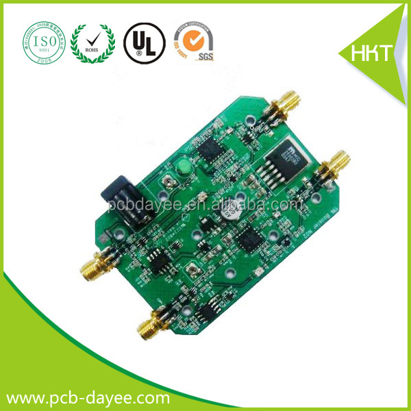 Custom PCB/ PCBA Design for GPS in China