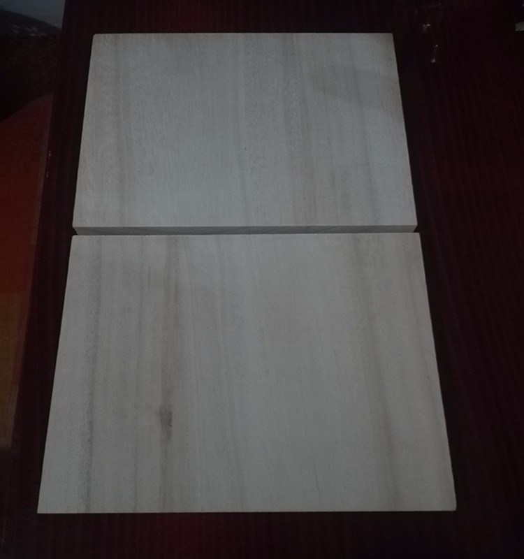top quanlity paulownia wood breaking boards