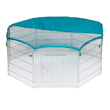 Mesh Heavy Duty Large Puppy Playpen