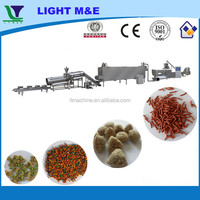 Large Capacity Shandong Light Floating Fish Feed Pellet Machine