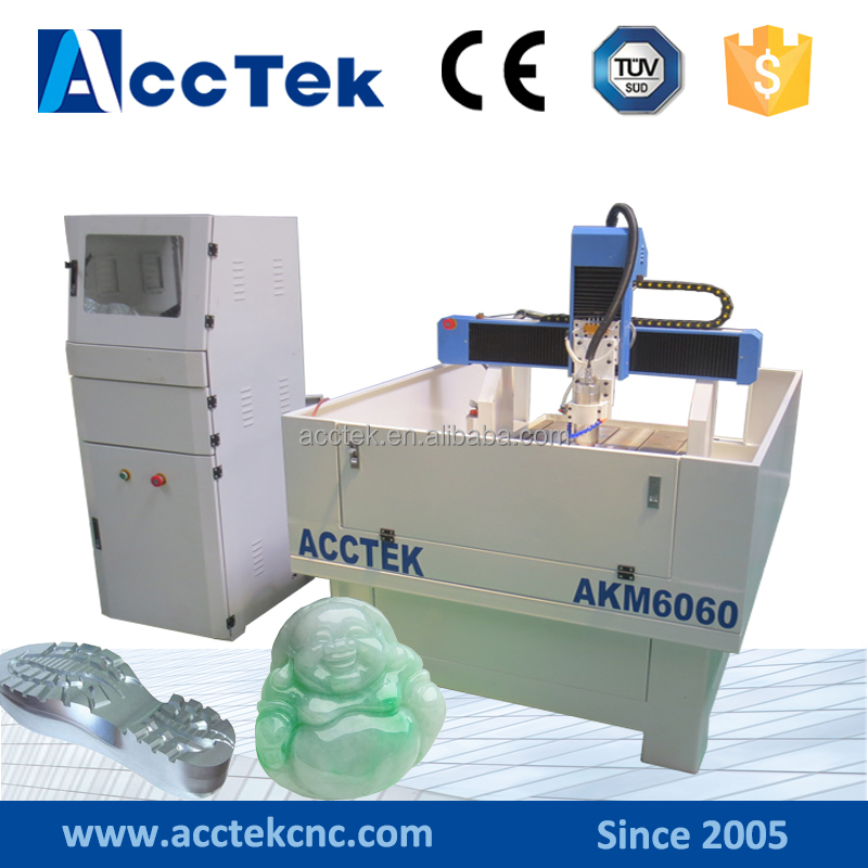 Low price high quality electric engraving 4040, 6060 for wood Aluminum brass copper steel metal/cnc high speed metal engraver
