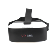 3D VR Headset, 2016 All In One Cheap Cool 3D Active Glasses For Kids