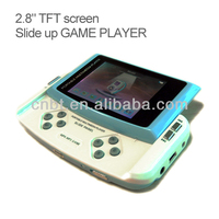 2.8inch Touch Screen Mp5 Player with Micro sd card and TV-Out